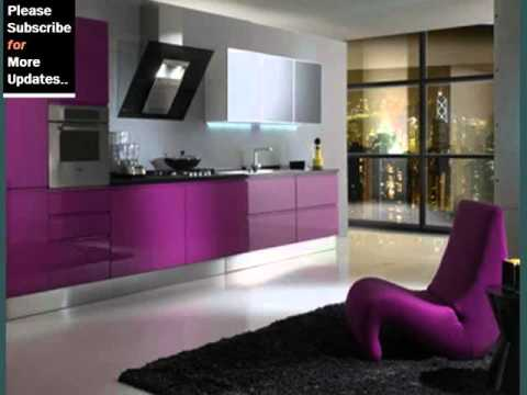 Modern Purple Furniture Collection