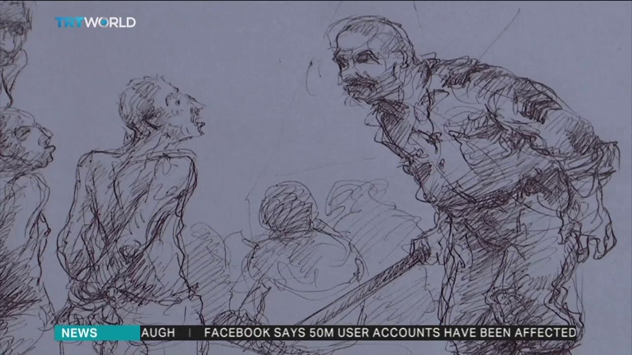 Syrian Artist Recounts Horrors Of Torture In Prisons