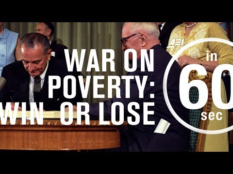 War on Poverty: Did we win or lose? | IN 60 SECONDS