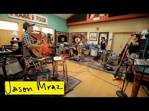 Jason Mraz - Hello, You Beautiful Thing [Live] - #jasonandjane tour rehearsal