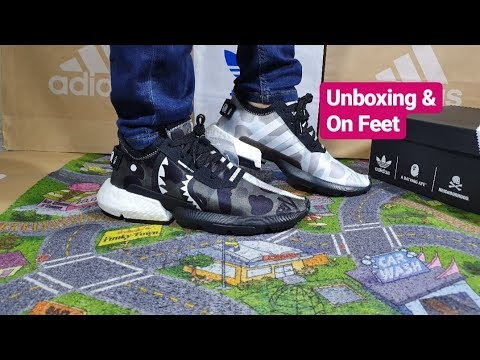 Adidas POD 3.1 X BAPE X NEIGHBORHOOD