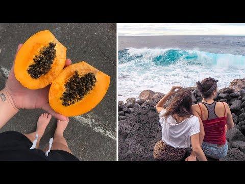 HAWAII BACKPACKING | Woche 2