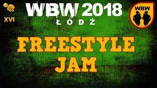 Freestyle Jam: Oset, Ryba, Dyzio, Bober, Bonez, Milan # WBW 2018 Łódź