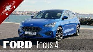 видео Новый Ford Focus 4 2018 - Седан - цены - характеристики
