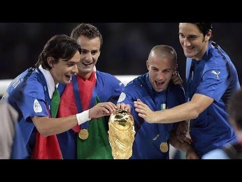 Италия - Франция 1:1 (5:3) финал Чемпионата мира 2006 FIFA World Cup Final