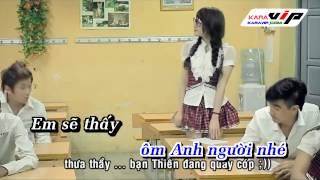 [Karaoke] Có Ai - Du Thiên Beat Gốc