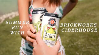 SUMMER FUN WITH BRICKWORKS CIDERHOUSE | CANADIANKELSEY
