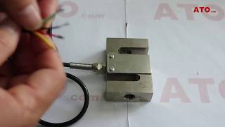 Load Cell Wiring and Testing with Display Controller