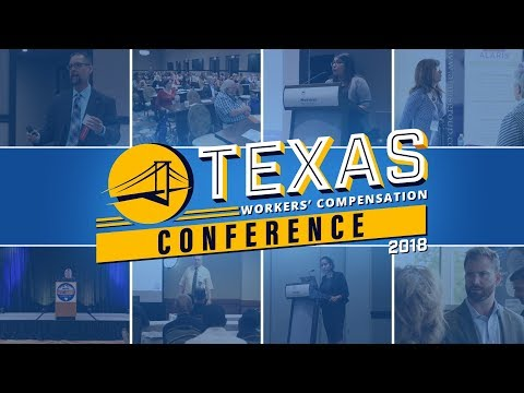 2018 Workers' Compensation Conference   Division Of Workers' Compensation