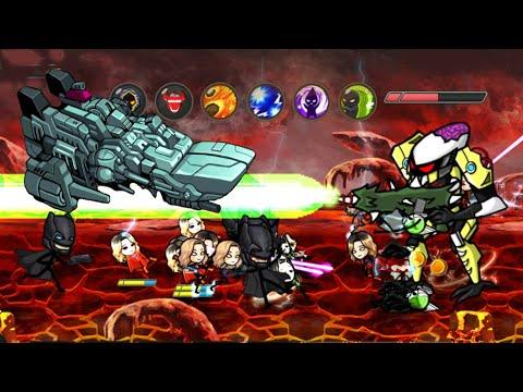 HERO Wars Super Stickman Defense #471 G4K Android Gameplay Walkthrough  