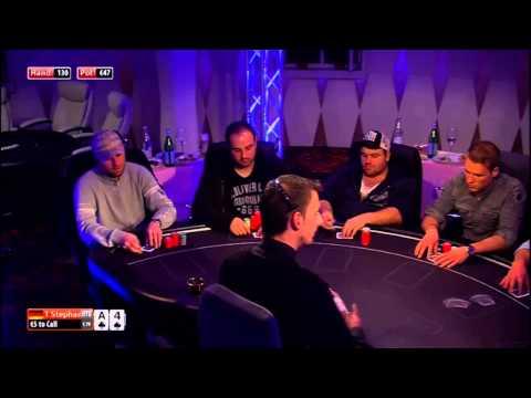 CASH KINGS E34 2/2 - CZ - NLH 2/5 ante 5 - Live cash game poker show