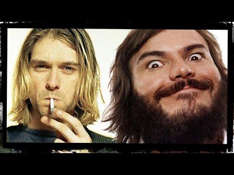 Jack Black Covers Polly By Nirvana (2017)