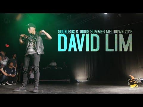 David Lim // Soundbox Studios Summer Meltdown 2016 // #SBSMeltdown2016