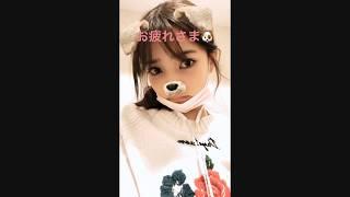 201711 AKB48 加藤玲奈 インスタストーリーまとめ @katorena_ktrn.