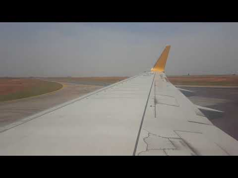 JetKonnect Boeing 737-800 | Landing @ Bengaluru Kempegowda Intl | S24056 BOM-BLR