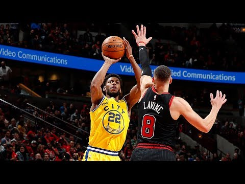 Verizon Game Rewind: Dubs Hold-Off Bulls for the Win