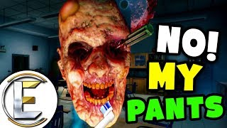 HIDE AND SHRIEK | No My Pants - 100% Make you jump - Free multiplayer jumpscare game