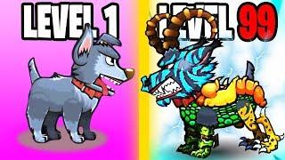 MAX DOG EVOLUTION UNLOCKED! // Mutant Fighting Cup 2