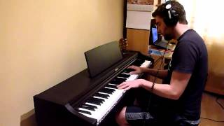 The Pixies - Where Is My Mind (Fight Club soundtrack) piano cover
