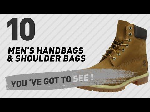 Top 10 Men'S Handbags & Shoulder Bags // UK New & Popular 2017