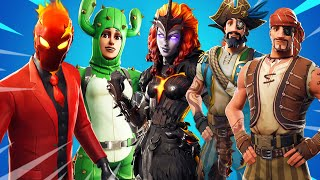 THE PROCHAINS SKINS ON FORTNITE ... PACKS AND DEFIS RECOMPENSES)