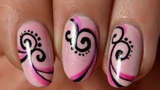 Nail art : le stylo facile rapide