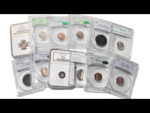 sell pcgs coin and ngc coins riverside,ca Markham Numismatics