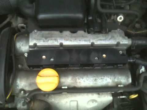 Vauxhall Astra 1 4 Ecotec Misfiring Youtube