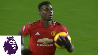 Paul Pogba's penalty kick gives Man United life v. Burnley | Premier League | NBC Sports