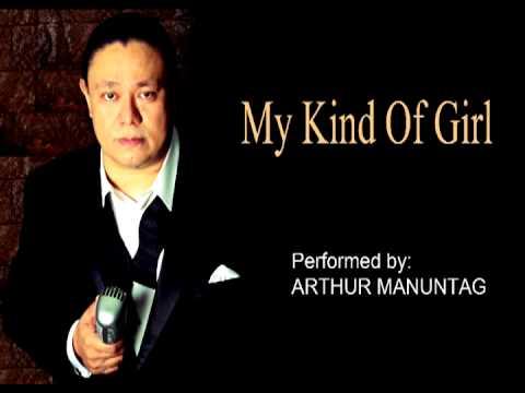 Matt Monro's My Kind Of Girl - By: ARTHUR MANUNTAG