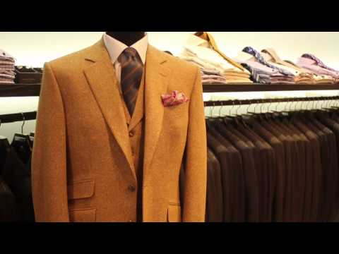 Edward Sexton talks to Chester Barrie