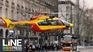Explosion meurtrière / Paris - France 12 janvier 2019