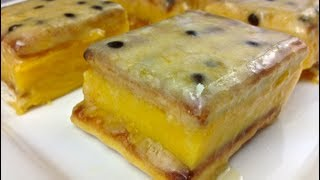 Custard Slice - Todd's Kitchen