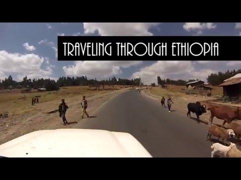 Traveling through Ethiopia