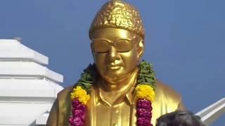 MGR Samadhi - MGR Memorial @ Marina Beach, Chennai