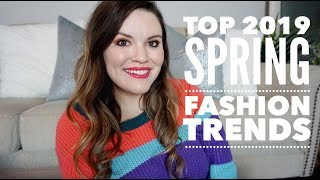 Spring 2019 Fashion Trends | Online Sales & Trend Forecasting | The Deal Queen