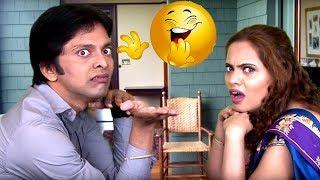 Darling hypnotism कशाला म्हणतात ? | Husband & Wife Comedy | Marathi Latest Jokes
