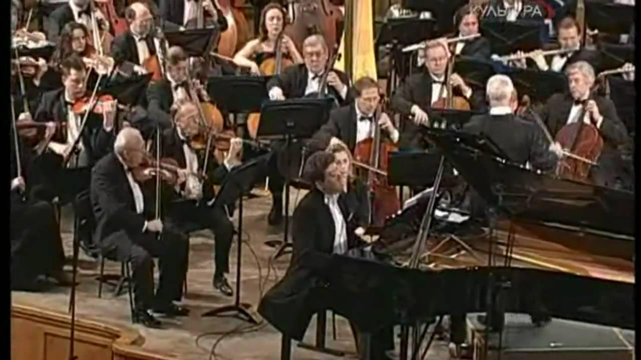 Rachmaninoff Piano Concerto No 5 - Denis Matsuev 1st mov part I