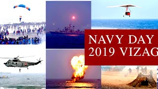 Full Navy Day Celebrations 2019 Dec 4 | Proud To Be An Indian | Navy Day Celebrations Vizag 2k19 |