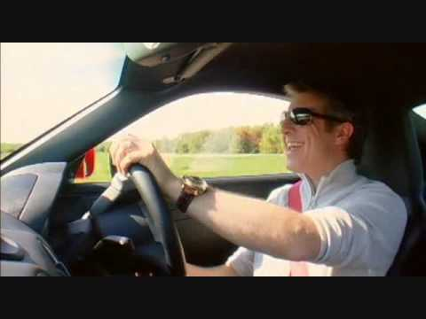 Fifth Gear - Porsche Cayman Manual Vs Auto