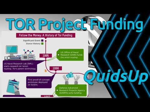 US Government Substantially Funds TOR Project