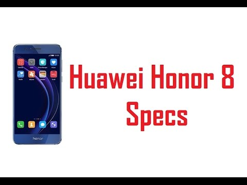 Huawei Honor 8 Specs, Features & Price