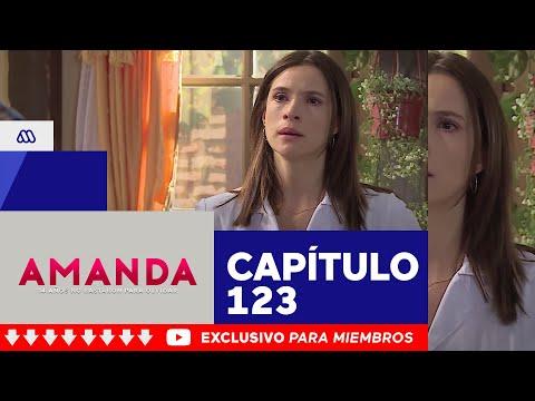 Amanda - ¡Amanda revela su secreto Víctor! / Capítulo 123