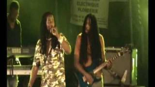 Download Kenny B and Jamaican Idol Winner 2009 Live in La Guyane.Sranang MP3 song and Music Video