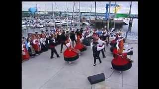 Grupo Folclórico de Santa Marta de Portuzelo - Chula picada