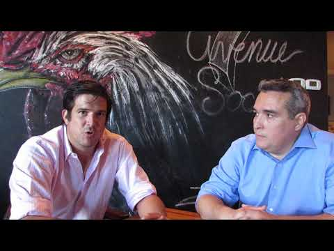 GADV member Colin Estrem interviews Raising Gentle'men Advocate Steve Aguerrebere