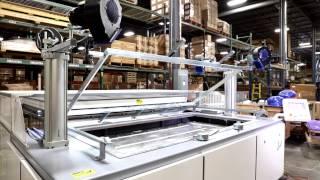 Formech 2440 - Large Format Vacuum Forming Machine