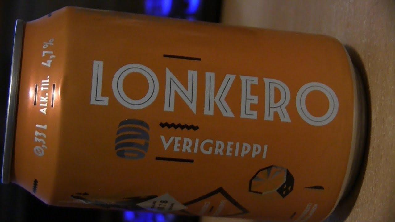 Verigreippi Lonkero