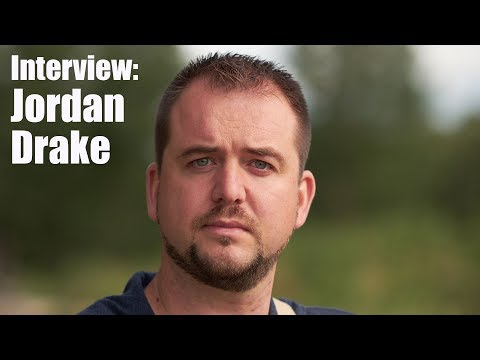 Interview with Jordan Drake of Dpreview TV (audio only)