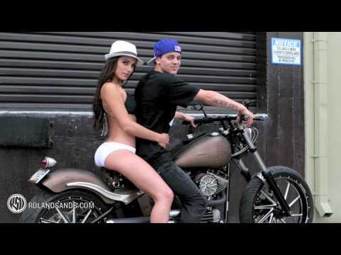 画像: Ryan Sheckler's RSD Custom Motorcycle youtu.be